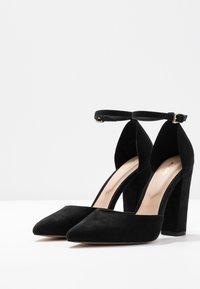 ALDO Wide Fit - NICHOLES WIDE FIT - High heels - black - 4