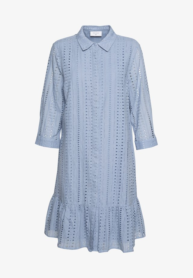 FQDAME - Shirt dress - forever blue