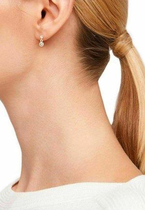 Earrings - rosefarben