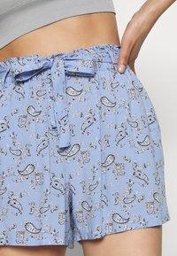 Etam - SHORT - Bas de pyjama - bleu - 3