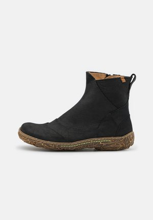 Korte laarzen - pleasant black/nido