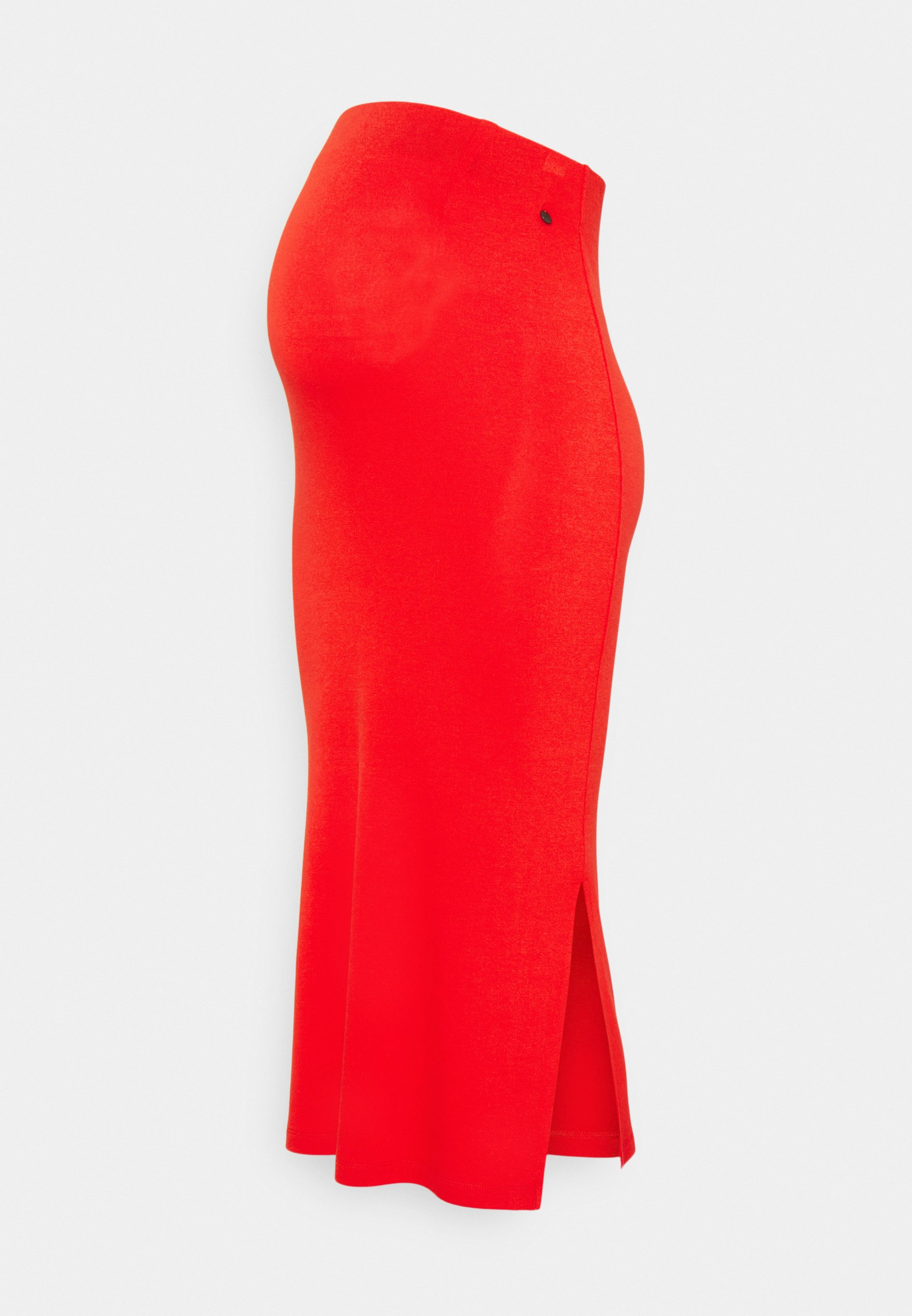 Femme SKIRT LONG SLIT - Jupe longue