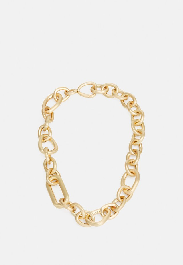 REYES NECKLACE - Bracciale - gold-coloured