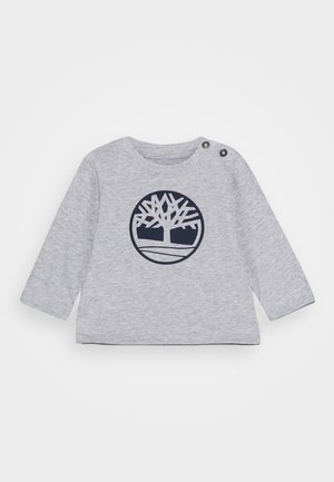 LONG SLEEVE BABY - Long sleeved top - chine grey