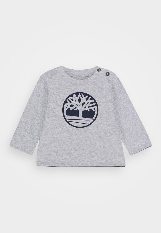 LONG SLEEVE BABY - T-shirt à manches longues - chine grey