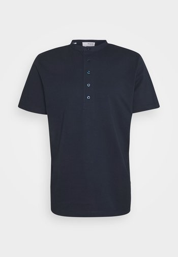 SLHRELAXVISTA - T-shirt med print - sky captain