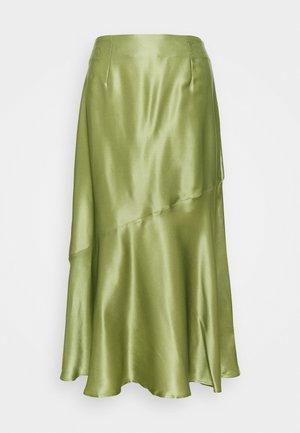 LOTTIE SKIRT - A-line skirt - olive