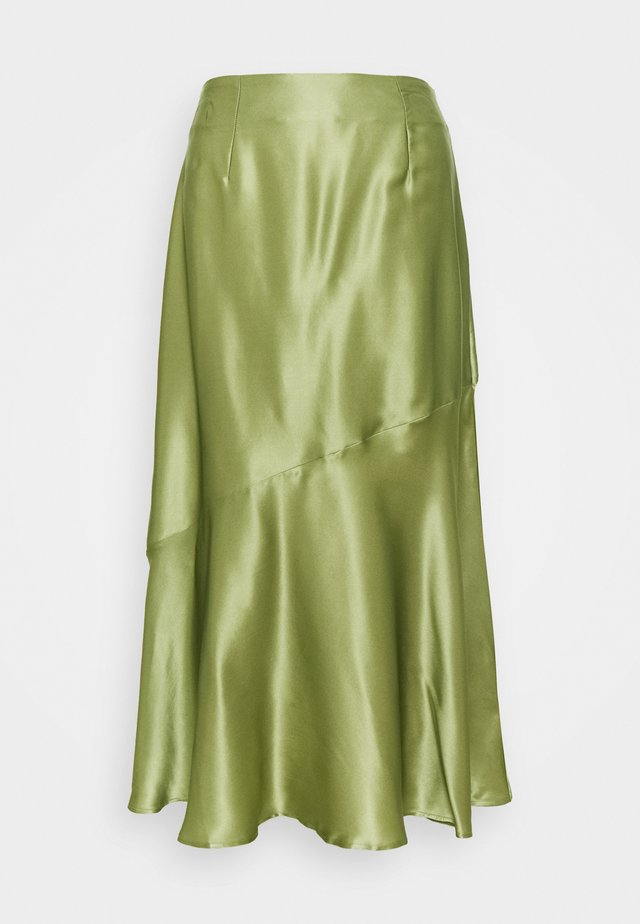 LOTTIE SKIRT - A-Linien-Rock - olive