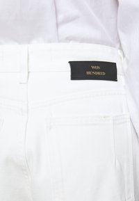 Won Hundred - PEARL - Džíny Straight Fit - tinted white - 3