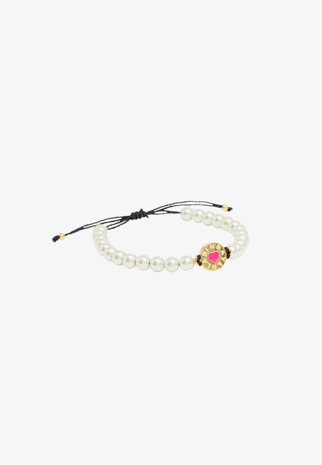 Armband - pearl