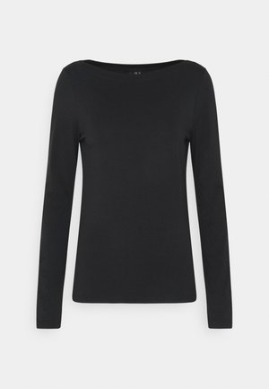 VMPANDA  - Long sleeved top - black