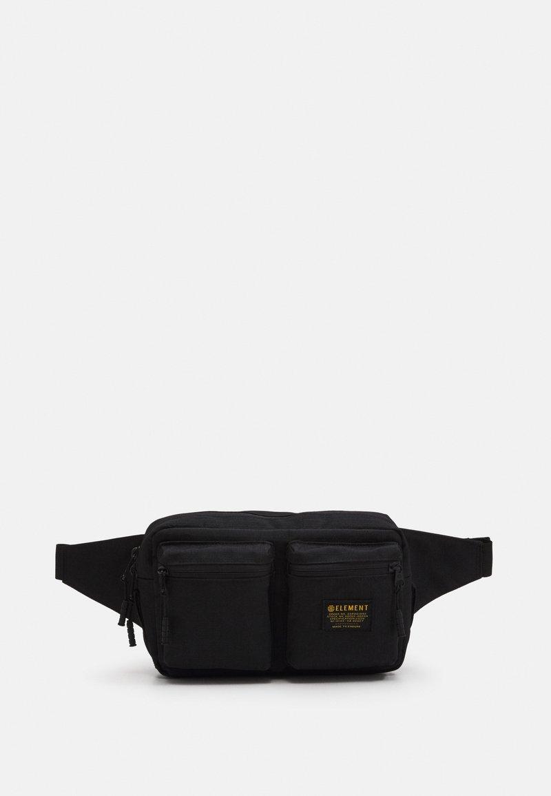 Element - RECRUIT STREET PACK UNISEX - Bum bag - flint black