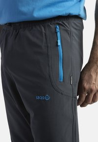 IZAS - CLOISTER - Pantalons outdoor - dark grey/blue river - 3