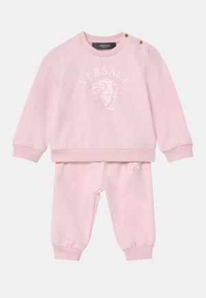 MEDUSA VIA GESU SET - Trainingspak - pink baby/white