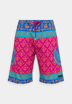 COLOURS UNISEX - Shorts - blue