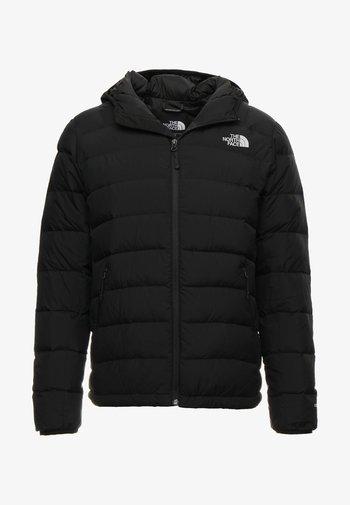 LA PAZ HOODED JACKET - Down jacket - black