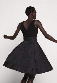 Lauren Ralph Lauren - MEMORY DRESS COMBO - Cocktail dress / Party dress - black - 4