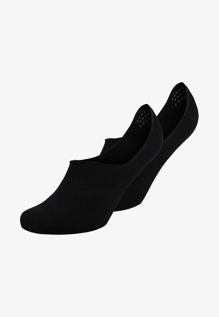 BOSS - UNI 2 PACK - Trainer socks - black