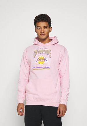 CHAMPIONS HOODIE - Klubbkläder - pink