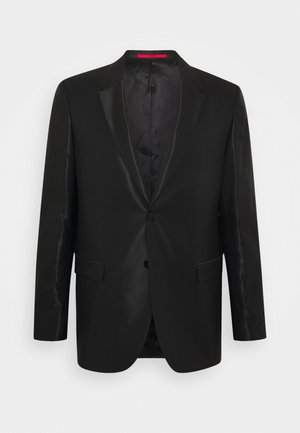 HERMAN - Suit jacket - black