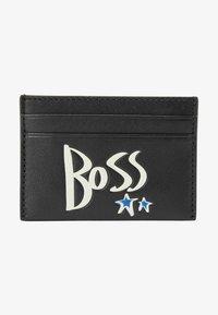 BOSS - HOLIDAY - Étui pour cartes de visite - black - 0
