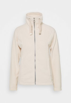 ZAYLEE - Fleece jacket - lightvanilla