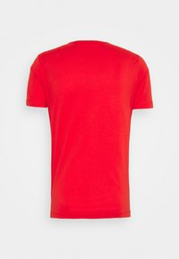 Iceberg - Print T-shirt - rosso fuoco - 5