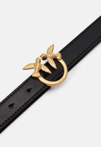 Pinko - BERRY SMALL SIMPLY BELT - Riem - black - 3