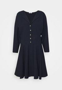 Claudie Pierlot - RAFAELO - Shirt dress - marine - 5