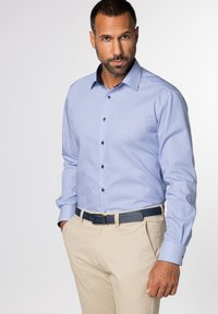 Eterna - FITTED WAIST - Shirt - blue - 0