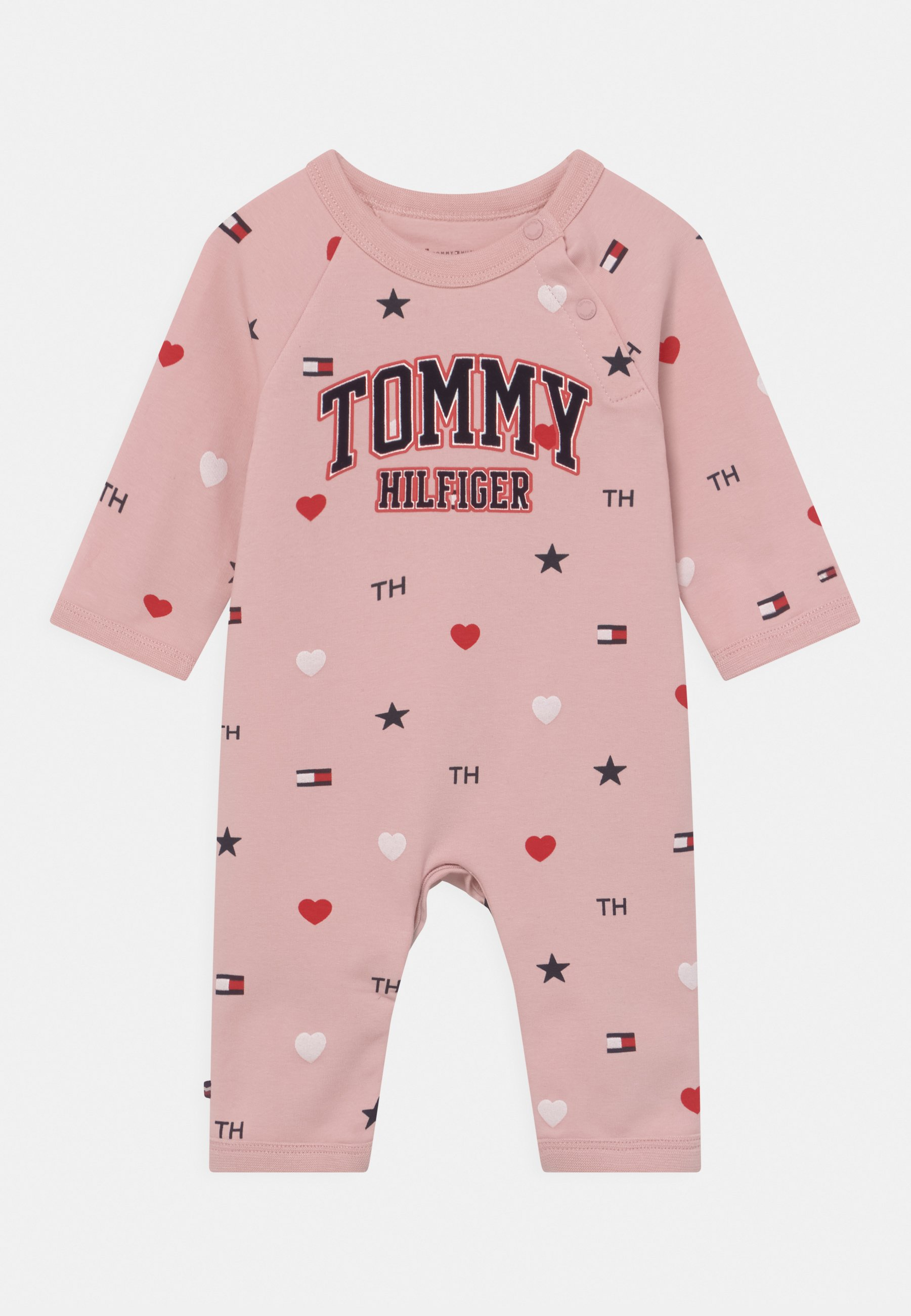 Kinder BABY FLAG COVERALL - Jumpsuit