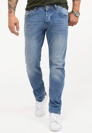 Straight leg jeans - hellblau