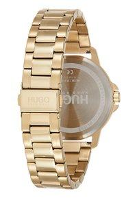 HUGO - FOCUS BUSINESS - Orologio - gold-coloured - 2