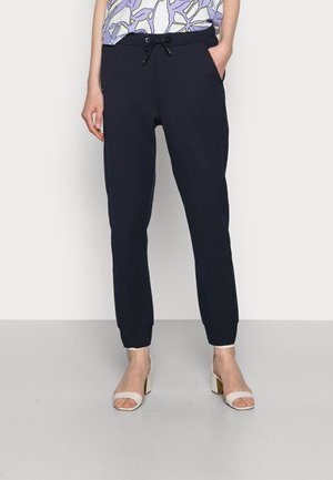 LORA PANTS - Trousers - midnight marine