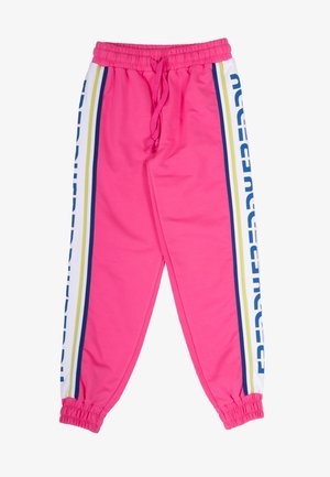 Tracksuit bottoms - fuxia