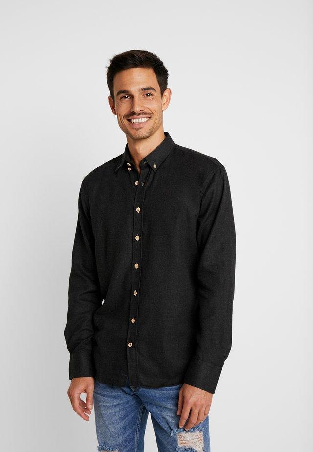 DEAN DIEGO - Shirt - black