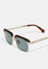 Salvatore Ferragamo - UNISEX - Sunglasses - tortoise/gold-coloured - 2