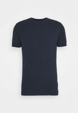 ANTON - Basic T-shirt - dark blue