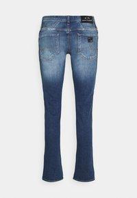Armani Exchange - Jeans slim fit - indigo denim - 6