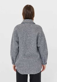 Stradivarius - Summer jacket - grey - 2