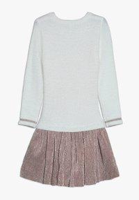 3 Pommes - DRESS - Jerseykleid - old pink - 1
