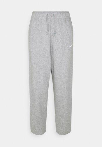 Joggebukse - grey heather/white