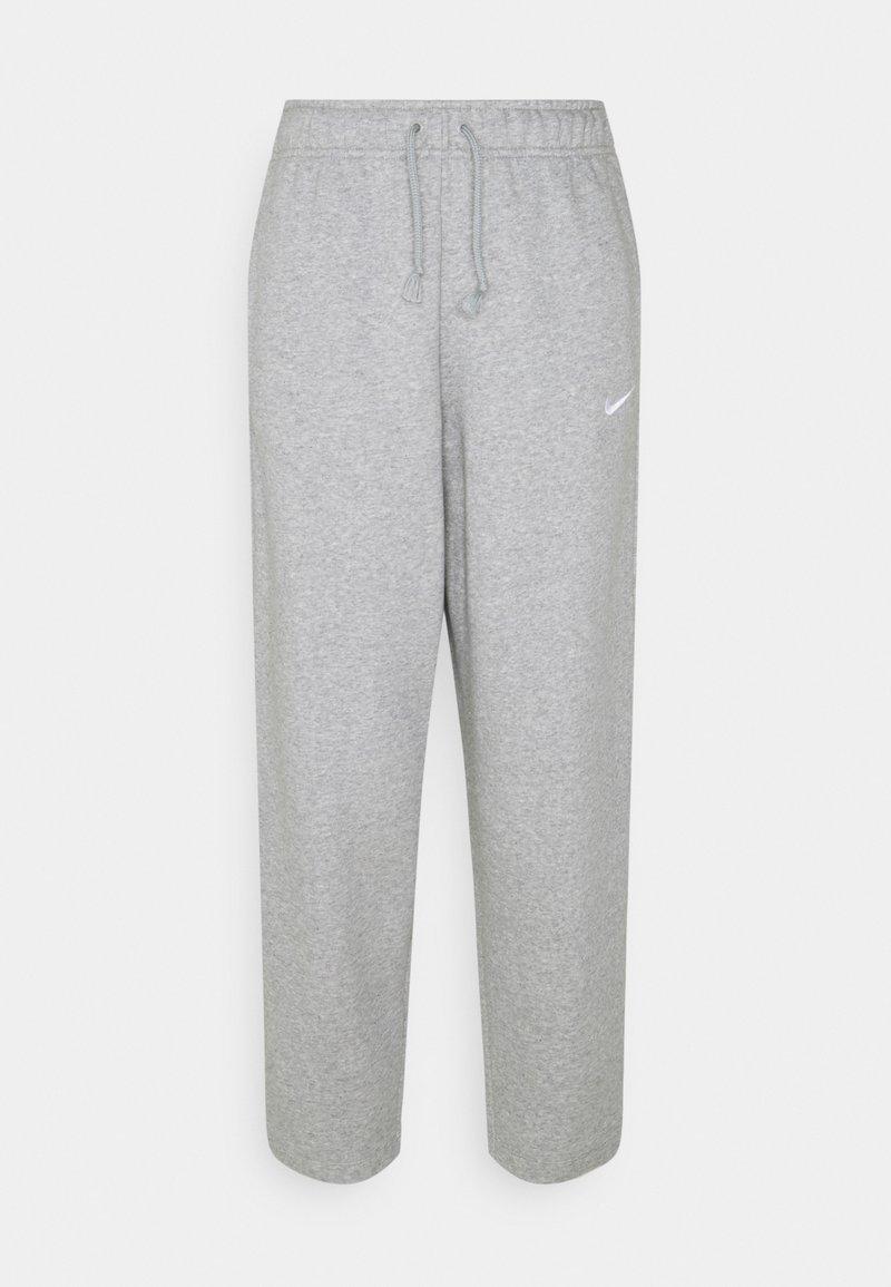 Nike Sportswear - Tracksuit bottoms - grey heather/white