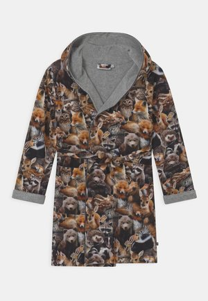 WAY UNISEX - Dressing gown - brown