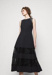 Lauren Ralph Lauren - LUXE TECH DRESS - Cocktail dress / Party dress - lighthouse navy - 4