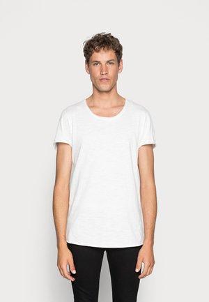 JJEBAS TEE - T-shirt - bas - cloud dancer
