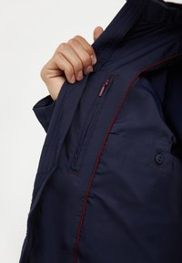 Finn Flare - Down coat - dark blue - 5
