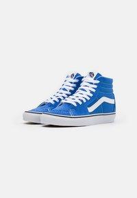 Vans - SK8 - High-top trainers - nebulas blue/true white - 1