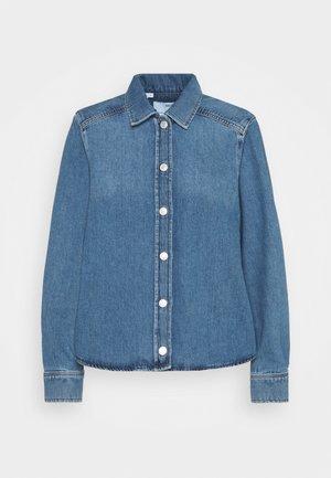 SLFMILLE LAUREL - Košile - medium blue denim