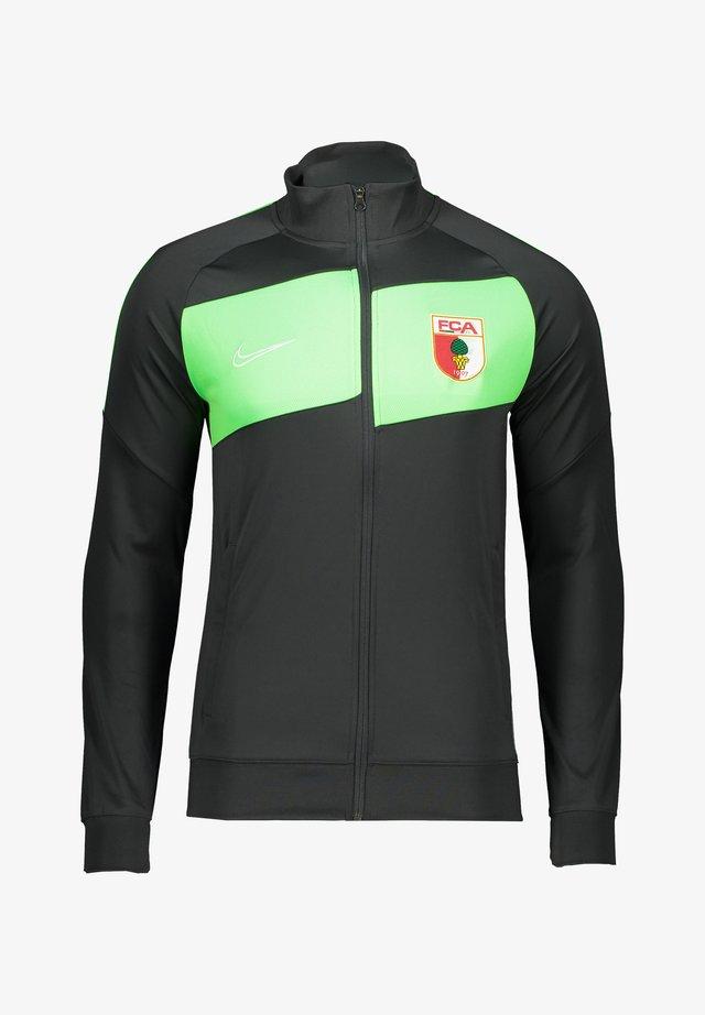 REPLICAS - JACKEN - NATIONAL FC AUGSBURG TRAINI - Nationalmannschaft - grau